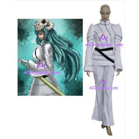 Bleach Neliel Tu Espada padding Uniform cosplay costume