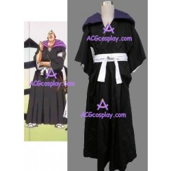 Bleach 2nd Division Lieutenant Omaeda Marechiyo version 2  cosplay costumes