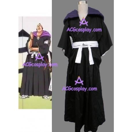 Bleach 2nd Division Lieutenant Omaeda Marechiyo version 2  cosplay costumes