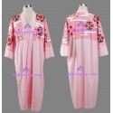 Bleach 8th Division Captain Kyouraku Shunsui outer cloak cosplay costume