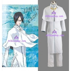 Bleach Ishida Uryuu Recovered cosplay costumes