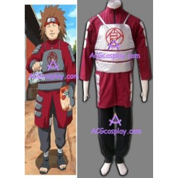 Naruto Shippuden Choji Akimichi cosplay costume