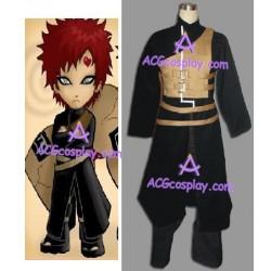 Naruto Shippuden Gaara Cosplay Costume