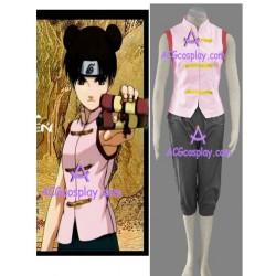 Naruto Shippuden Tenten cosplay costumes