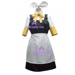 Vocaloid Kagamine Rin cosplay costumes