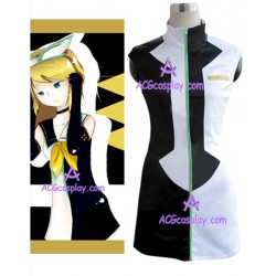 Vocaloid Kagamine Rin version 8 Cosplay Costume