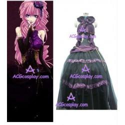 Vocaloid Luka Megurine cosplay costume