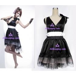 Vocaloid Magnet Megurine  Luka Cosplay Costume