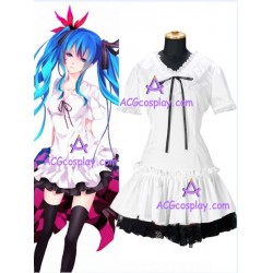Vocaloid Miku Cosplay Costume