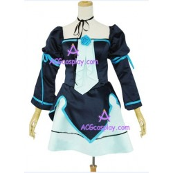 Vocaloid Miku Doujin Lolita dress cosplay costume
