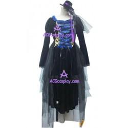 Vocaloid Miku Sandplay singing Dragon cosplay costume