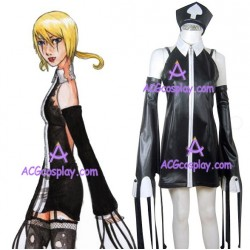D.Gray-Man Eliade Cosplay Costume