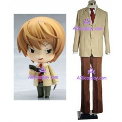 Death Note Light Yagami Cosplay Costume