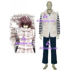 Death Note Matt Cosplay Costume