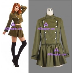 Reborn! Katekyo Hitman Reborn! Chrome Dokuro version 3 cosplay costume