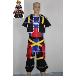 Kingdom Hearts Sora cosplay costumes
