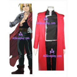 Full Metal Alchemist Edward Elric Halloween Cosplay Costume