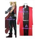 Full Metal Alchemist Edward Elric Halloween Cosplay Costume