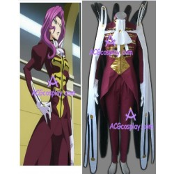 Code Geass Cornelia Britannia version 2 cosplay Costume