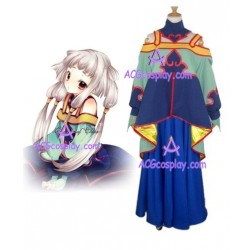 Code Geass TianZi cosplay costume