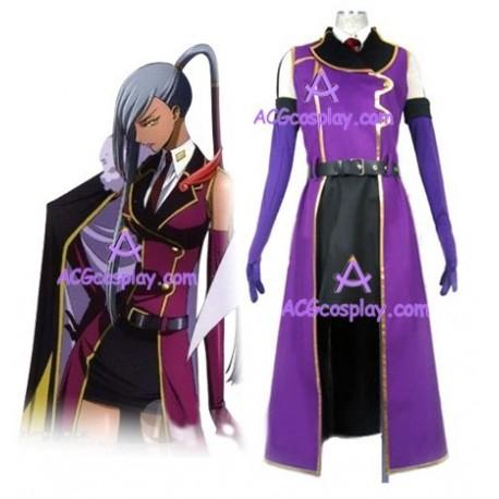 Code Geass Villetta Nu cosplay costumes