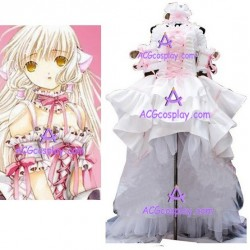 Chobits Chii Gothic  Lolita dress cosplay costume