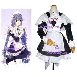 Chobits Yuzuki cosplay costume