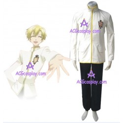 OURAN High School Host Club Uniform cosplay costume