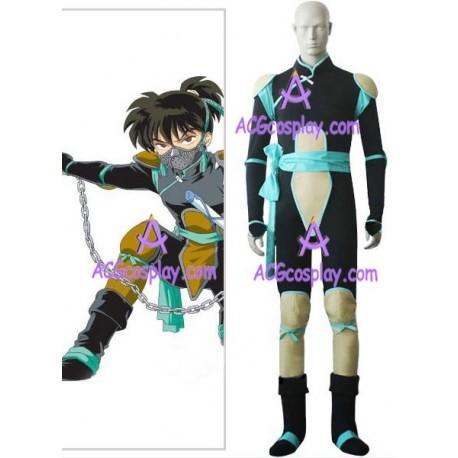 InuYasha Kohaku Fight Occasion cosplay costume