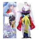 Inuyasha Sesshomaru cosplay costume