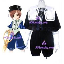 Rozen Maiden Souseiseki Lapis Lazuli Star cosplay costume