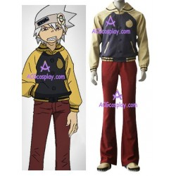 Soul Eater Evans Halloween Cosplay Costume