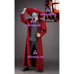 Hellsing Alucard red cosplay costume