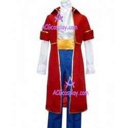 Axis Powers Hatalia Austria Roderich Red cosplay costume