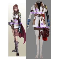 Final Fantasy 13 XIII Lightning cosplay costume