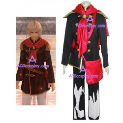 Final Fantasy Agito XIII Male Uniform Halloween Cosplay Costume
