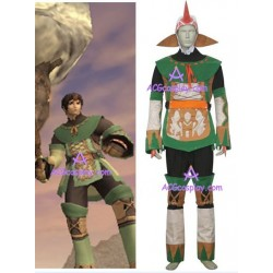 Final Fantasy XI 11 Summoner cosplay costume