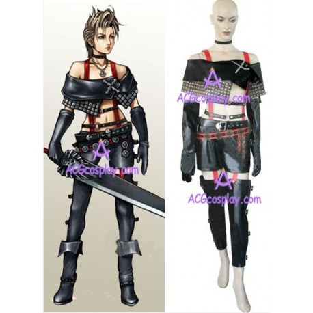 Final Fantasy XII 12 Paine cosplay costume