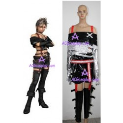Final Fantasy XII 12 Paine cosplay costume luxury style