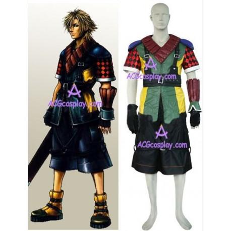 Final Fantasy XII 12 Shuyin cosplay costume