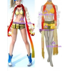 Final Fantasy XII Rikku cosplay costume