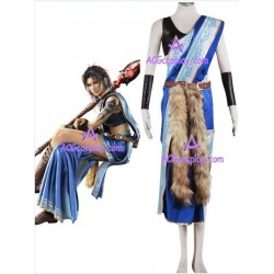 Final Fantasy XIII 13 Oerba Yun Fang cosplay costume