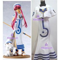 Aria Akari Mizunashi Alicia Florence Cosplay Costume