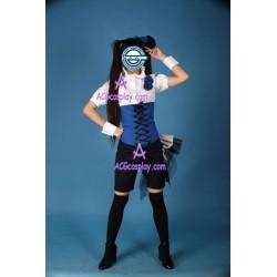 Black Butler Kuroshitsuji Ciel version 2 cosplay costume