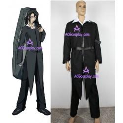 BLOOD+ Haji cosplay costume
