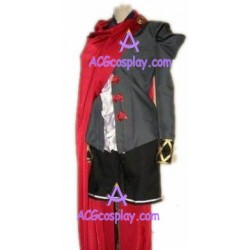 Demonbane Kuzaku Cosplay Costume