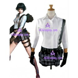Devil May Cry 3 Dante's Awakening Lady cosplay costume