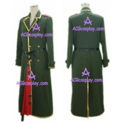 DOLLS Special prison uniforms Green cosplay costume