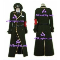 DOLLS The second unit Special prison uniforms Green Girl cosplay costume