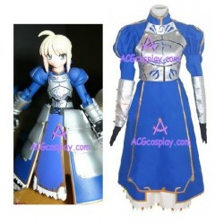 Fate Stay Night Saber thick puleather for armor part Cosplay Costume